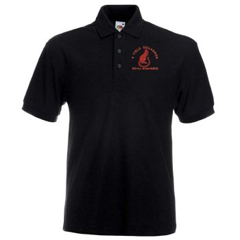 4 Field Sqn Embroidered Polo Shirt
